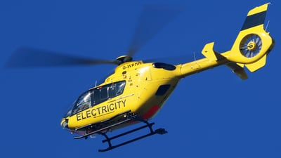 A picture of GWPDD - Eurocopter EC135 P1 - [0071] - © Brian T Richards