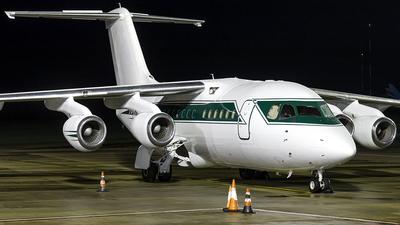 A9C-BRF - British Aerospace Avro RJ70 - Bahrain - Air Force