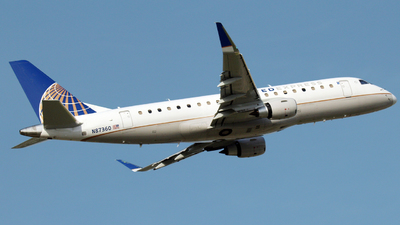 N87360 - Embraer 170-200LR - United Express (Mesa Airlines)