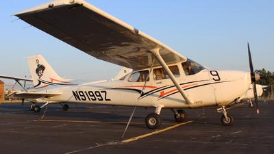 N9199Z - Cessna 172R Skyhawk - Oklahoma State University