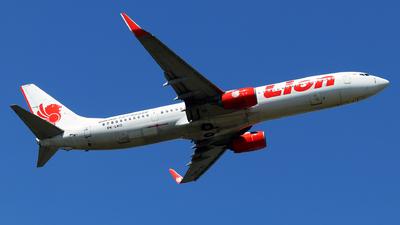 A picture of PKLKO - Boeing 7379GP(ER) - Lion Air - © utta