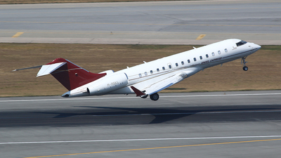 M-RSKL - Bombardier BD-700-1A10 Global Express - Private