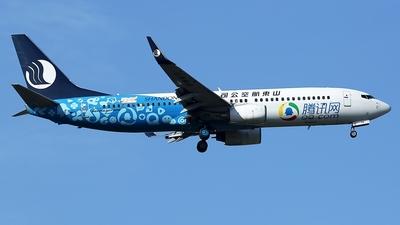 B-5119 - Boeing 737-85N - Shandong Airlines