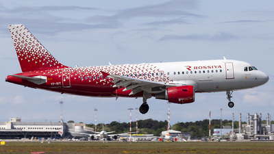 A picture of VPBIT - Airbus A319111 - Rossiya - © Matteo Mariani