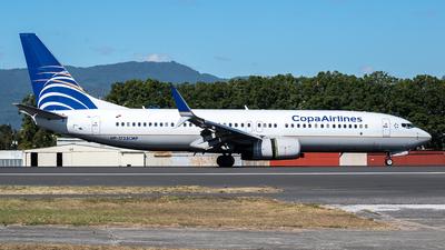 A picture of HP1723CMP - Boeing 7378V3 - Copa Airlines - © Juan Manuel Galvez