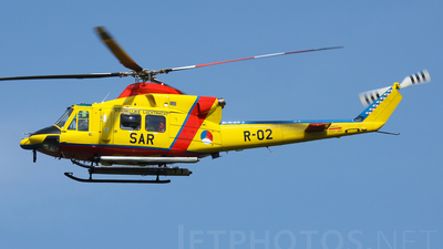 R-02 - Agusta-Bell AB-412SP - Netherlands - Royal Air Force