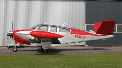 N888DB - Beechcraft V35B Bonanza - Private
