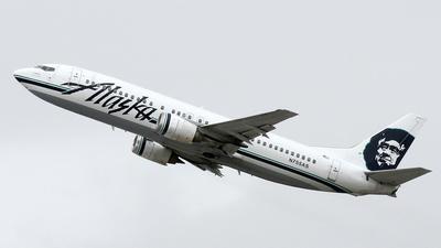 N755AS - Boeing 737-4Q8 - Alaska Airlines