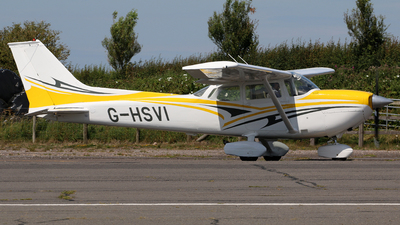 G-HSVI - Reims-Cessna FR172J Reims Rocket - Private