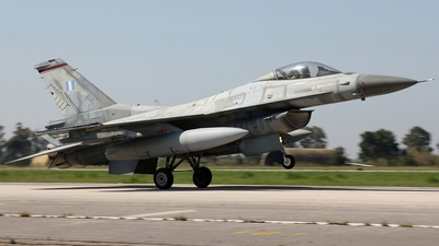 056 - General Dynamics F-16CJ Fighting Falcon - Greece - Air Force