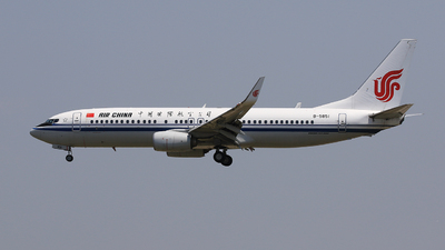 B-5851 - Boeing 737-89L - Air China