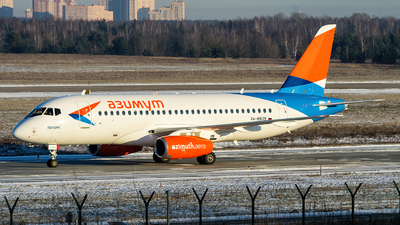 RA-89139 - Sukhoi Superjet 100-95B - Azimuth Airlines