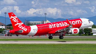 HS-CBI - Airbus A320-216 - Thai AirAsia