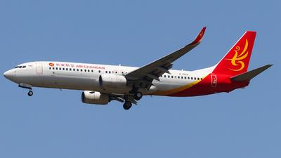 B-1902 - Boeing 737-86J - Air Changan