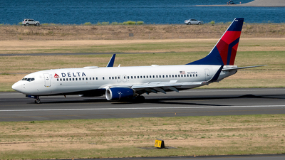 A picture of N374DA - Boeing 737832 - Delta Air Lines - © Yan777