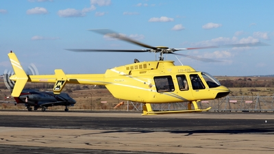 ZS-RZG - Bell 407 - MCC Aviation