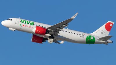 XA-VIB - Airbus A320-271N - VivaAerobus