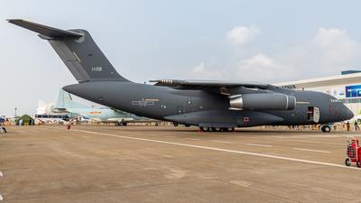 11158 - Xian Y-20A - China - Air Force
