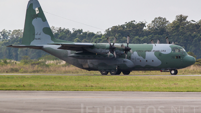FAB2475 - Lockheed C-130H Hercules - Brazil - Air Force