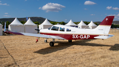SX-GAP - Piper PA-28-161 Warrior II - Global Aviation