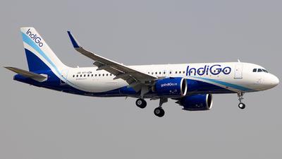VT-IZM - Airbus A320-271N - IndiGo Airlines