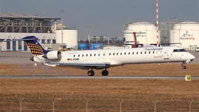 D-ACNB - Bombardier CRJ-900LR - Eurowings