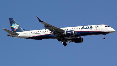 PR-AXC - Embraer 190-200IGW - Azul Linhas Aéreas Brasileiras