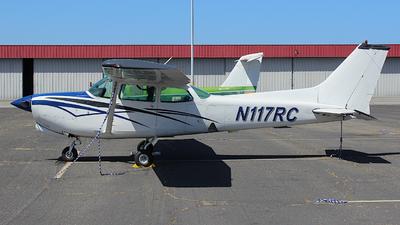 N117RC - Cessna 172RG Cutlass RG - Private