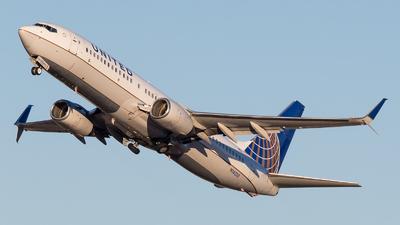 N14250 - Boeing 737-824 - United Airlines