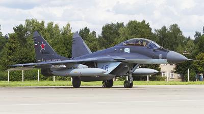 RF-92322 - Mikoyan-Gurevich MiG-29K Fulcrum D - Russia - Navy