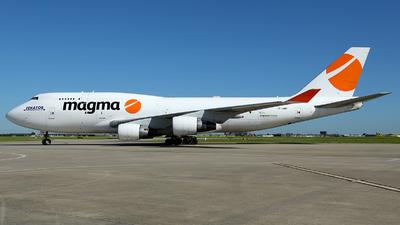A picture of TFAMI - Boeing 747412(BDSF) - Air Atlanta Icelandic - © Carlos Barcelo