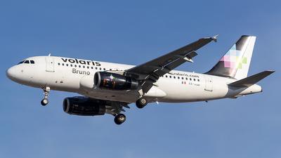 A picture of XAVOB - Airbus A319133 - [2780] - © Roberto Tirado