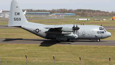 165159 - Lockheed C-130T Hercules - United States - US Navy (USN)