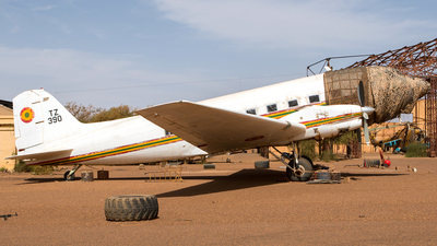 TZ-390 - Basler BT-67 - Mali - Air Force