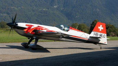 HB-MLG - Extra 300SC - Private