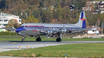 A picture of OELDM - Douglas DC6B - [45563] - © Maik Voigt