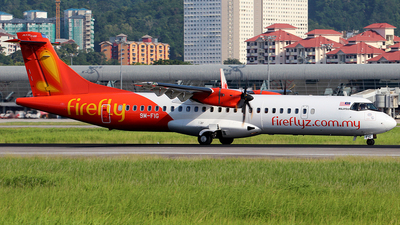 A picture of 9MFIG - ATR 72600 - [1262] - © Lee Shee Siang