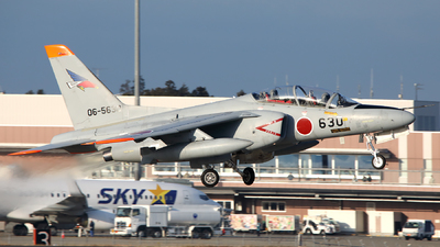 06-5630 - Kawasaki T-4 - Japan - Air Self Defence Force (JASDF)