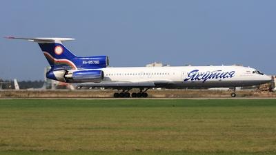 RA-85790 - Tupolev Tu-154M - Yakutia Airlines