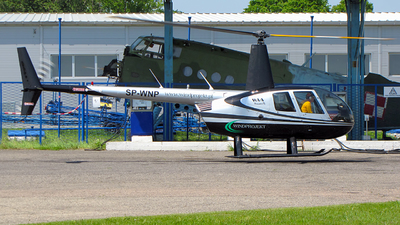 SP-WNP - Robinson R44 Raven II - Private