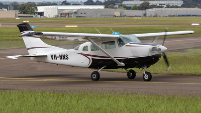 A picture of VHNNS - Cessna U206G - [U20606841] - © Mark B Imagery