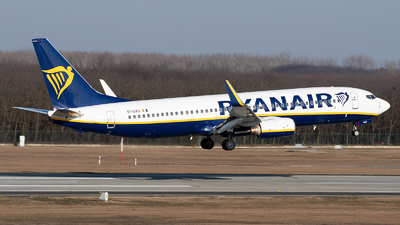 EI-DAS - Boeing 737-8AS - Ryanair