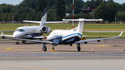 A picture of N118AP - Pilatus PC12/45 - [175] - © C. v. Grinsven