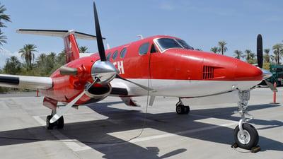N912MF - Beechcraft 200 Super King Air - Reach Air Medical Services