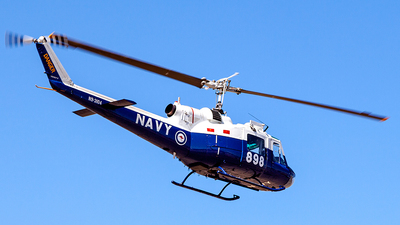 VH-NVV - Bell UH-1B Iroquois - Australia - Royal Australian Navy Historic Flight