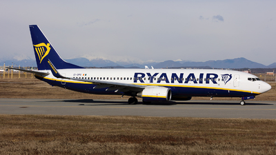 EI-DPC - Boeing 737-8AS - Ryanair