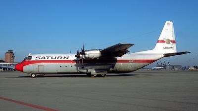 N15ST - Lockheed L-100-30 Hercules - Saturn Airways