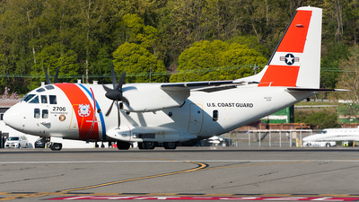 2706 - Alenia C-27J Spartan - United States - US Coast Guard (USCG)