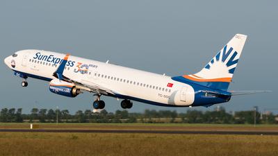 A picture of TCSOC - Boeing 7378HC - SunExpress - © Wilko Doodhagen