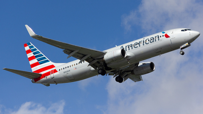 A picture of N968AN - Boeing 737823 - American Airlines - © Jay Cassady